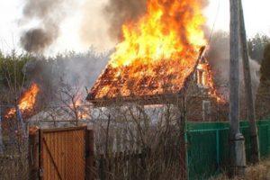 «Обеспечение пожарной безопасности  на садово-огороднических участках».