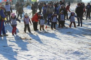 Итоги «Лыжни России-2018» в Красноуфимском районе