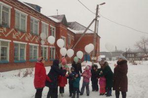 Красноуфимский район почтил память погибших в Кемерово