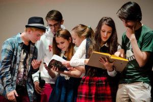 Приглашаем молодёжь принять участие в районном конкурсе!