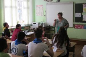 Знак «За заслуги в развитии образования МО Красноуфимский округ»