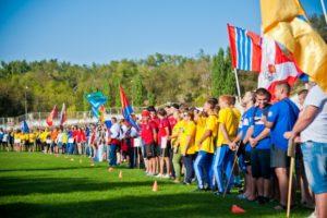 Приглашаем поболеть за спортсменов - участников XXVII областного летнего сельского спортивного фестиваля 2018  года