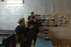 Итоги соревнований по военно-спортивному пятиборью