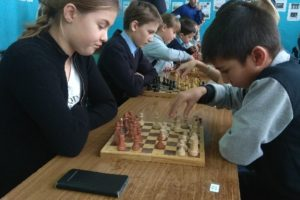 Шахматный турнир «Белая ладья-2018» в Сарсах