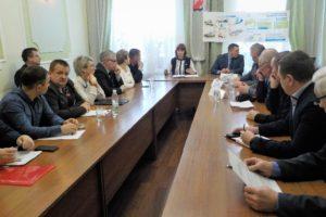 Депутатские слушания по строительству межмуниципального комплекса по обращению с ТКО
