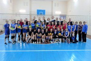 Итоги Открытого турнира по волейболу среди девушек на Кубок главы МО Красноуфимский округ.