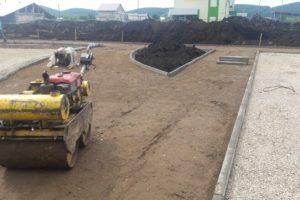 Как продвигаются работы по строительству зоны отдыха в д. Приданниково - новости на 26 июня 2019 года.
