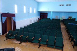 В домах культуры Красноуфимского района появились удобные кресла для зрителей