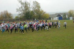 В рамках Декады бега и массовых соревнований по легкой атлетике в сентябре в Красноуфимском районе стартует  «Всероссийский день бега «Кросс нации»