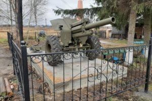В д. Татарская Еманзельга обновлён памятный монумент при участии жителей и депутата А.Ф. Абзалова