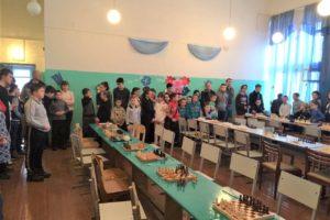 В Сарсинской школе Красноуфимского района прошли шахматные турниры, на которые съехались жители разных населённых пунктов.