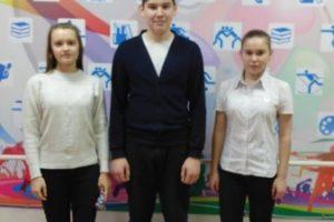 Школьники Красноуфимского района участвуют в олимпиаде по экологии. Тема актуальная. Успехов!