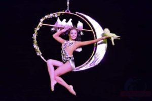 Школьники Красноуфимского района побывали на Международном фестивале циркового искусства