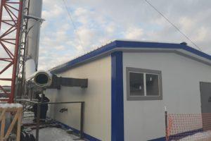 Тепловой пункт в п. Сарана и детские площадки для жителей Красноуфимского района