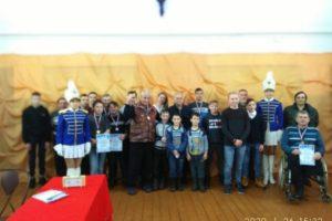 В с. Ключики состоялся чемпионат МО Красноуфимский округ по шахматам.