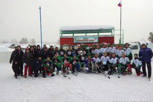 В д. Усть-Баяк 25 января 2020 года состоялся хоккейный турнир на Кубок главы МО Красноуфимский округ.