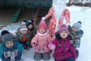 В январе подведены итоги районного этапа конкурса снежных городков и фигур «Новогодняя фантазия», который проходил в Красноуфимском районе с декабря 2019 года