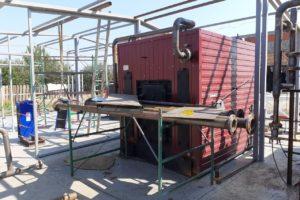В Красноуфимском районе продолжается строительство новых объектов и реконструкция существующих