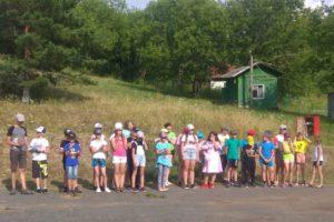 Вести из загородного оздоровительного лагеря
