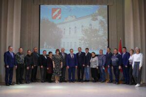 Главному представительному органу Красноуфимского района исполнилось 25 лет