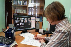 В Красноуфимском районе продолжается подготовка членов участковых избирательных комиссий