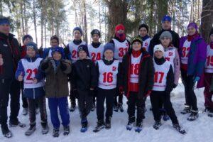 Обучающиеся Красноуфимского района сдали нормы ВФСК «ГТО» по бегу на лыжах.