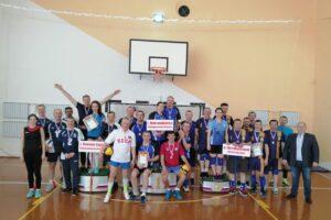 5 лет турниру по волейболу «Память»!