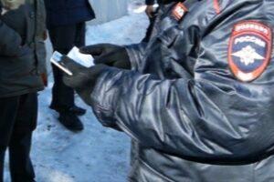 Полицейские ОП №26 МО МВД России «Красноуфимский» подвели итоги первого этапа оперативно-профилактического мероприятия «Нелегальный мигрант».